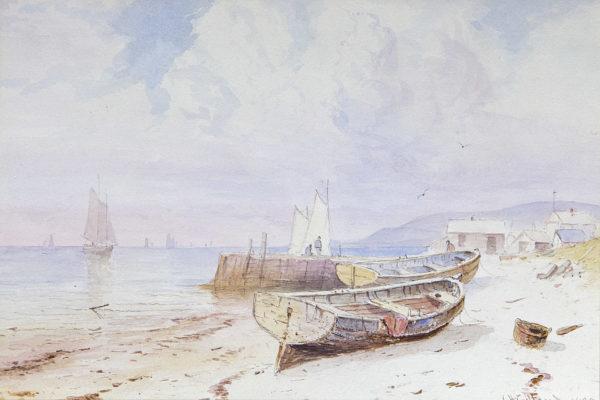 Martha's Vineyard by Charles Henry Gifford (1839-1904)